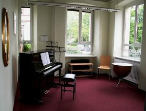 Ein Unterrichtsraum von 9 Räumen