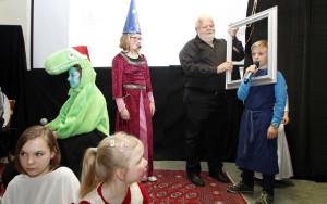 Lahr Musikum Kindermusical Ritter Rost und Prinz Protz